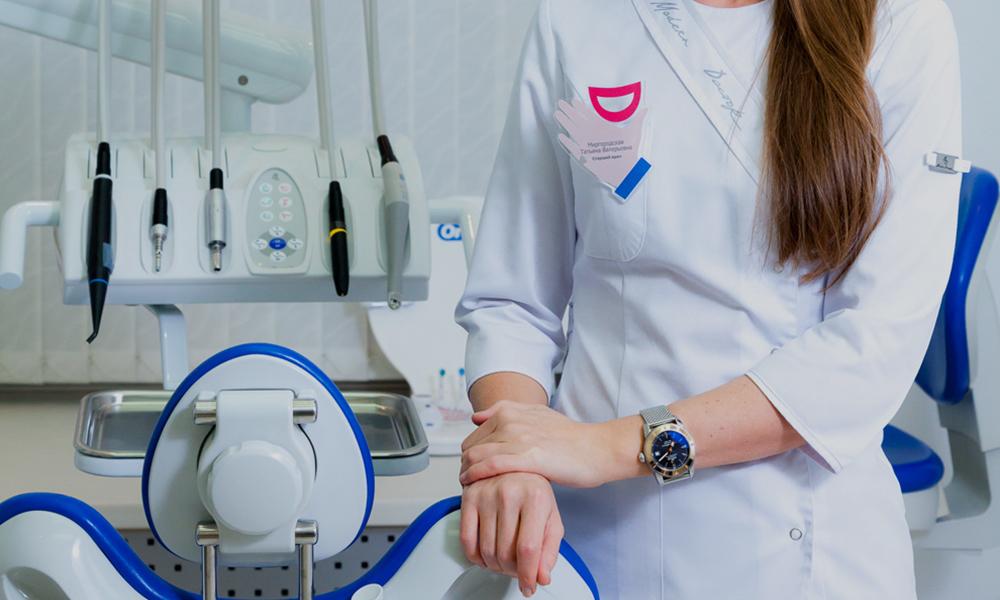 Упаковка бизнеса стоматологической клиники