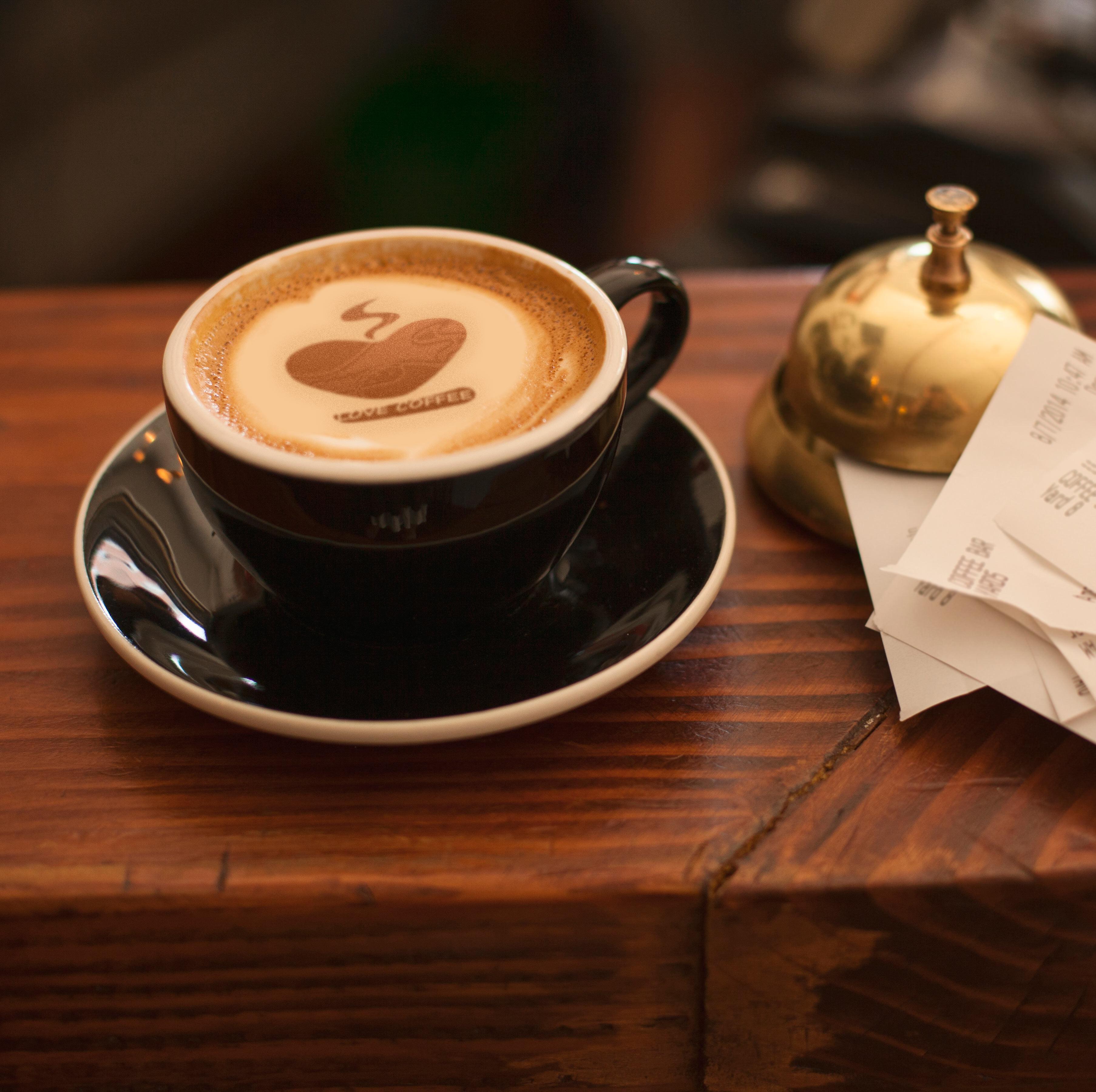 Название и логотип для сети кофеен